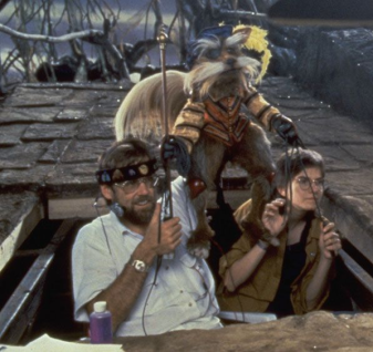 Image courtesy of Lucasfilm.com - The Labyrinth movie