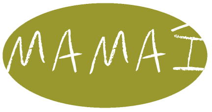 Mamai logo transparent extended mark