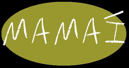 Mamai logo transparent extended mark