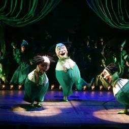 Original Broadway cast of Wicked