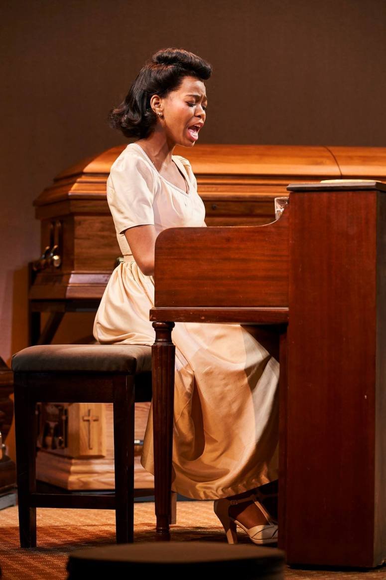 Chaz Hodges as Marie Knight Photo Credit Roger Mastroianni
