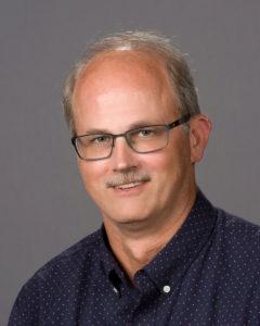 Terry Smith as James Crandall