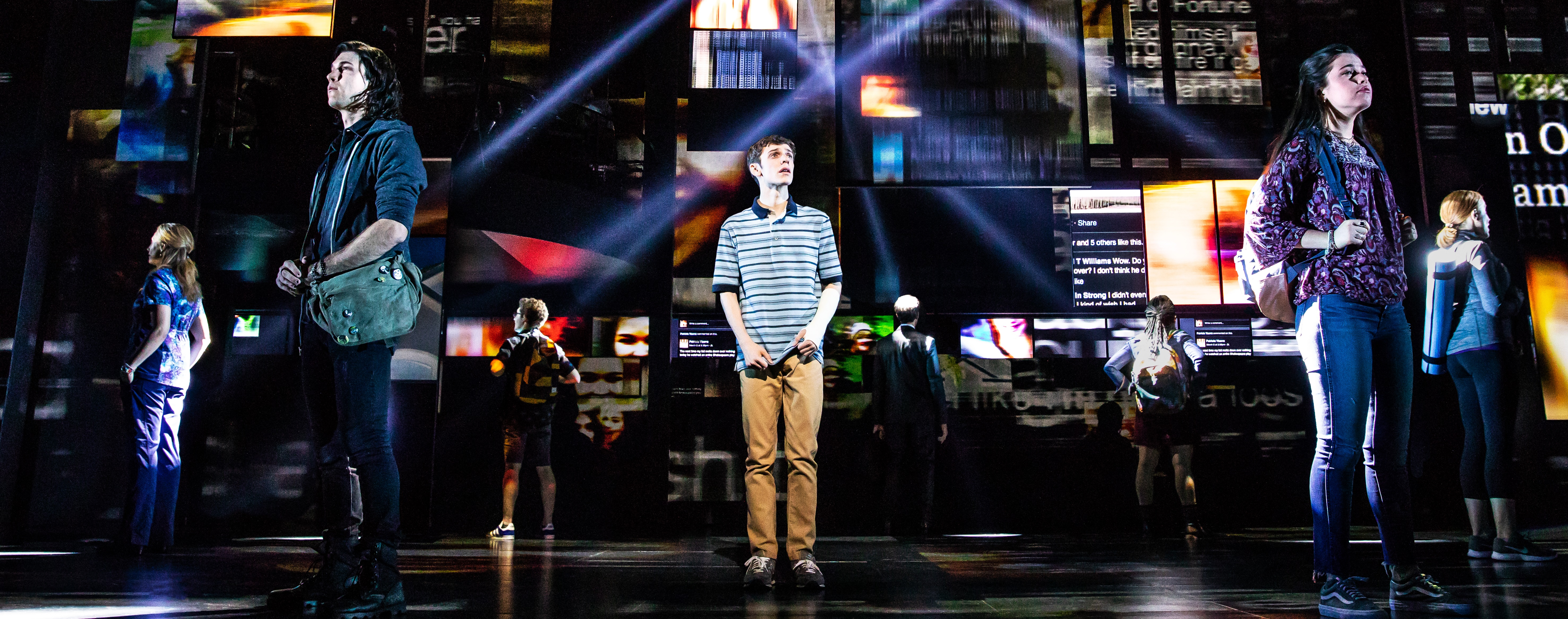 Dear Evan Hansen header