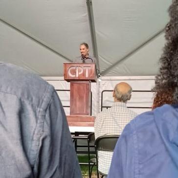 Raymond Bobgan - Executive Artistic Director (CPT)